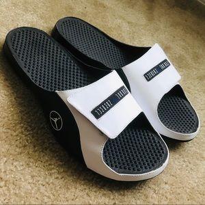 Air Jordan Retro 11 Slide Fits Size 15-18